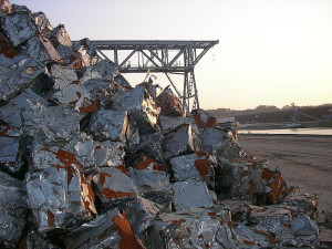 exporting scrap metal services