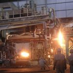 China Scrap Metal: Electric Arc Furnace Ningbo