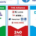 The new shipping alliances INFOGRAPHIC