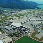 Hong Kong air freight