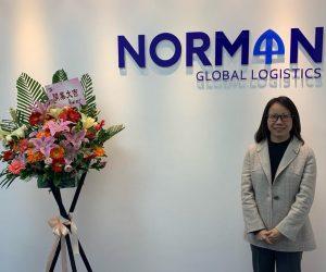 Ms Susan Lee leads the Xiamen team