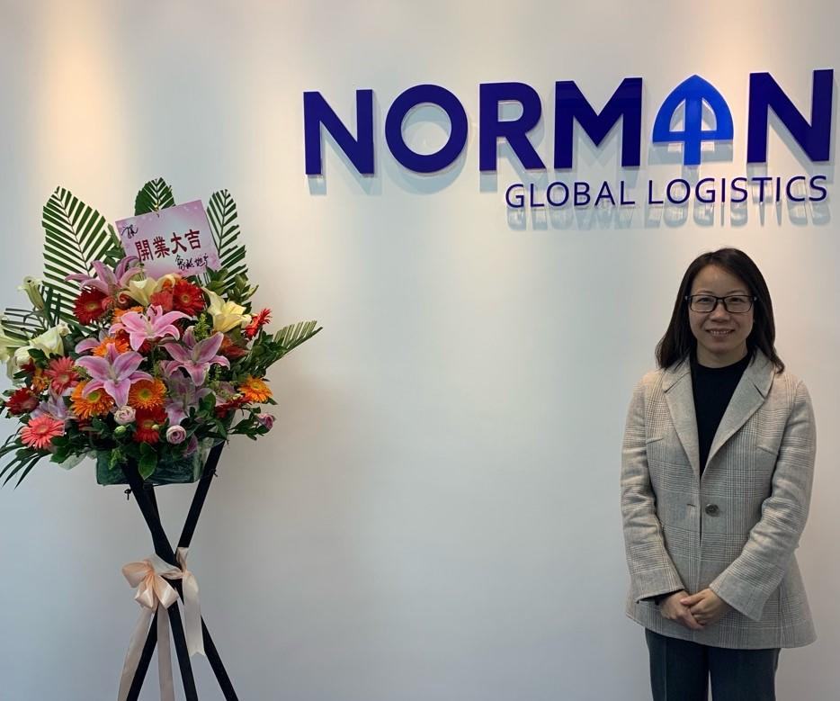 Ms Susan Lee, who leads the Xiamen team