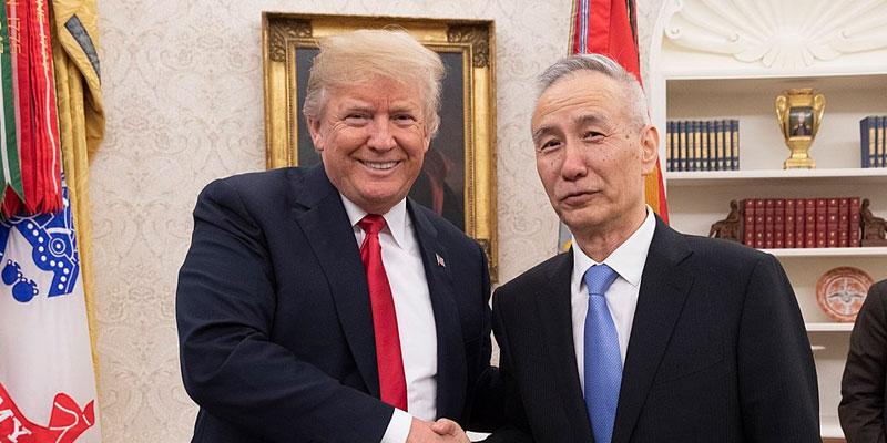 US trade war opportunities