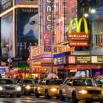 Time square US air freight news